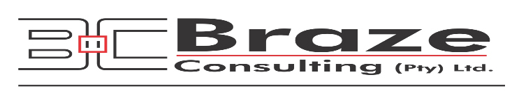Braze Consulting Logo